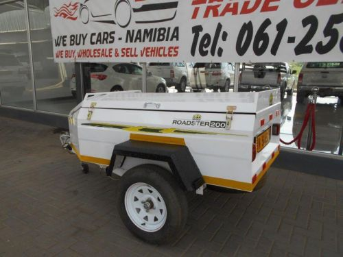 Used Camp Master Roadster 200 for sale in Windhoek
