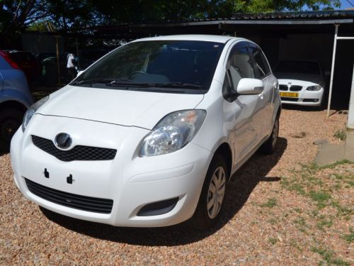 Used Toyota vitz for sale in Windhoek
