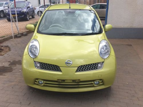 Used Nissan Micra for sale in Windhoek