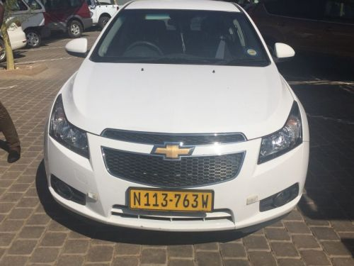 Used Chevrolet Cruze for sale in Windhoek