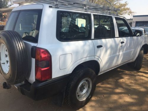 Used Nissan Patrol for sale in Windhoek