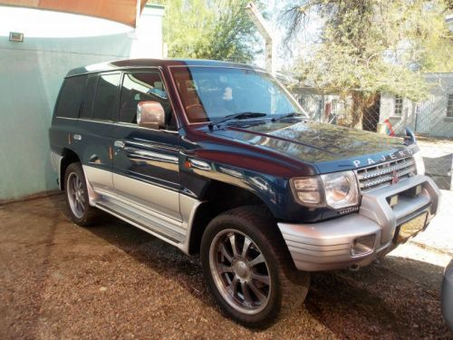 Used Mitsubishi Pajero for sale in Windhoek