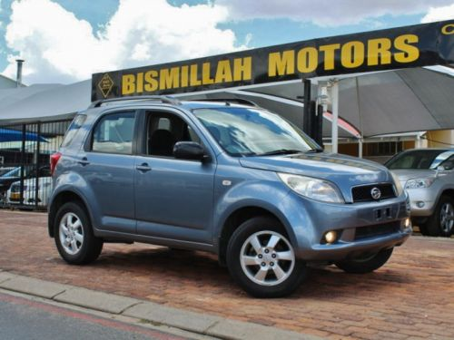 Used Daihatsu Terrios 4x4 for sale in Windhoek