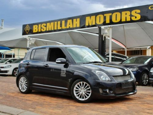 Used Suzuki Swift Sport for sale in Windhoek