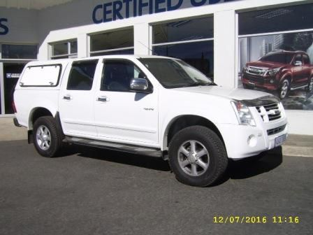 Used Isuzu KB360 D/C 4x4 LX for sale in Windhoek