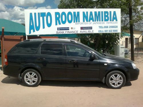 Used Chevrolet Optra 2.0LT for sale in Rundu
