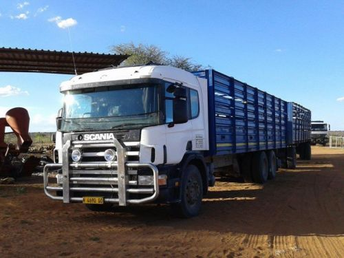 Used Scania Scania P24 260 6x2 for sale in Windhoek