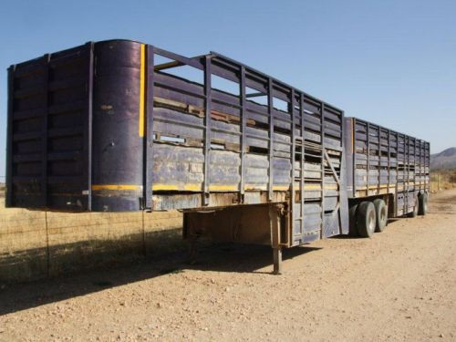 Used SA Truck Bodies Interlink Cattle/Sheep Trailers for sale in Windhoek