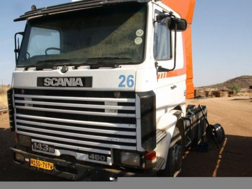 Used Scania Scania 143 6x4 for sale in Windhoek