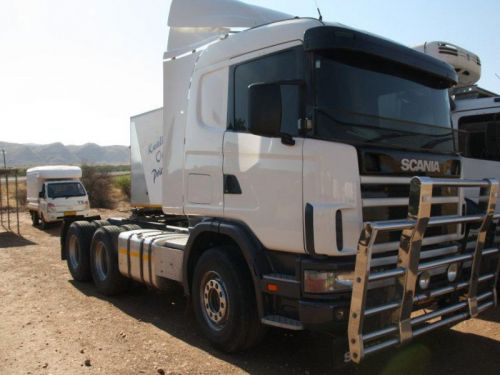 Used Scania Scania 480 6x4 for sale in Windhoek