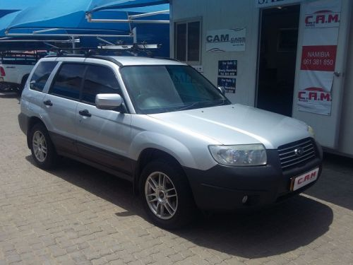Used Subaru Forester 2.5 X AWD for sale in Windhoek