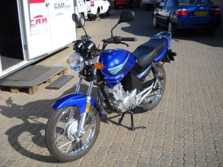 Used Yamaha 125 for sale in Windhoek