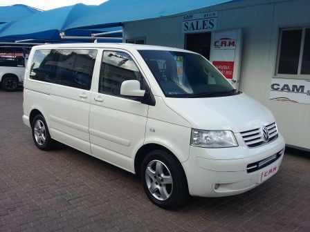 Used Volkswagen KOMBI 2.5TDI CARAVELLE 128KW for sale in Windhoek