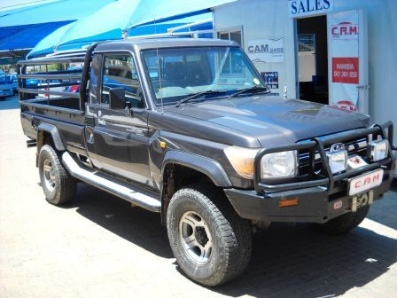 Used Toyota Land Cruiser 4.2 D/C 4x4 for sale in Windhoek