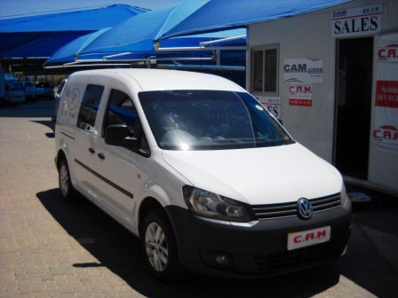 Used Volkswagen Caddy 2L Maxi 81KW Trend for sale in Windhoek