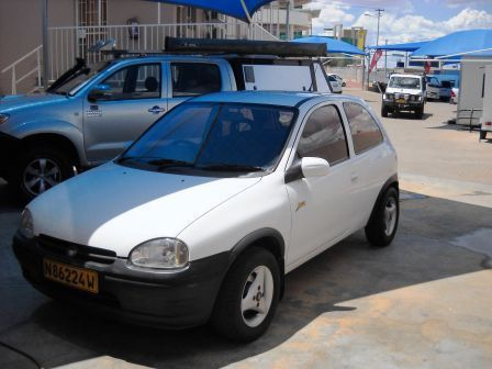 Used Opel Corsa 1.3 H/B for sale in Windhoek