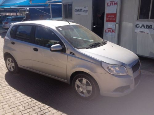 Used Chevrolet AVEO 1.0 for sale in Windhoek
