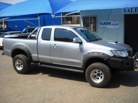 Used Toyota Hilux Legend 45 X Cabe 3.0 4x4 D4D for sale in Windhoek