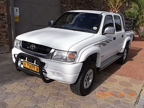Used Toyota KZTE 3.0 4x4 D/Cab for sale in Windhoek