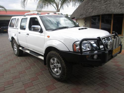 Used Nissan Hardbody NP 300 for sale in Windhoek