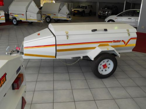 New Venter 6 ft Venter Luggage Trailer for sale in Windhoek