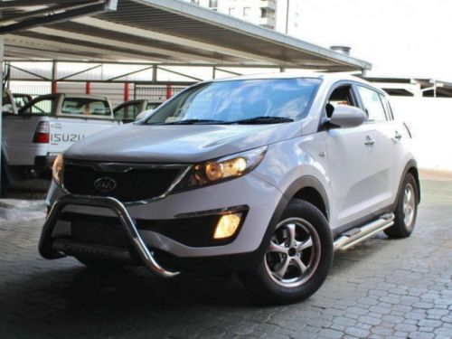 Used Kia Sportage for sale in Windhoek