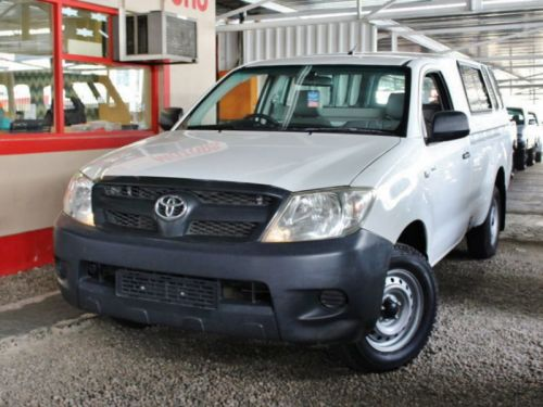 Used Toyota Hilux VVT-I for sale in Windhoek