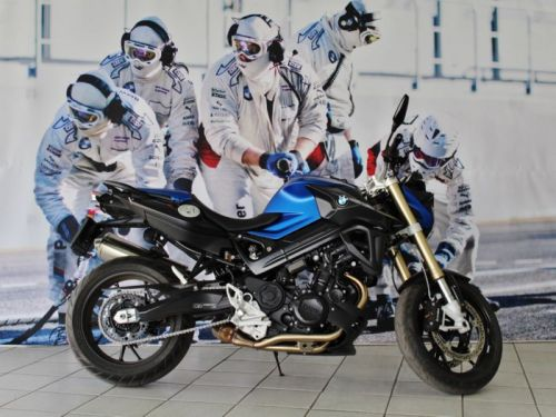New BMW F800 R for sale in Windhoek