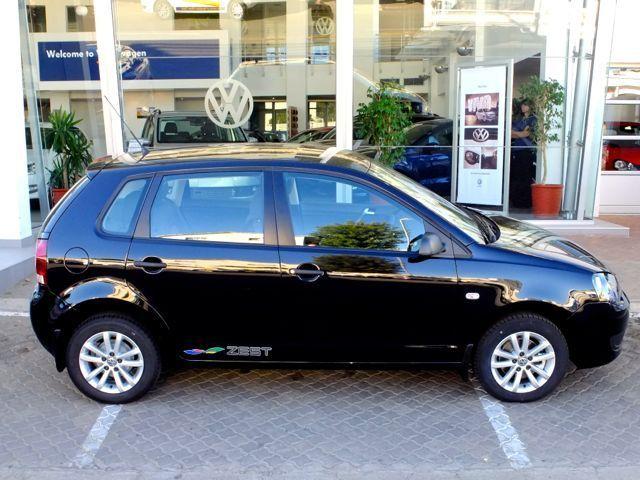 New Polo Vivo 2014